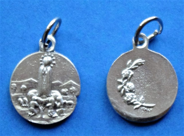 *Closeout* Our Lady of Fatima Medal