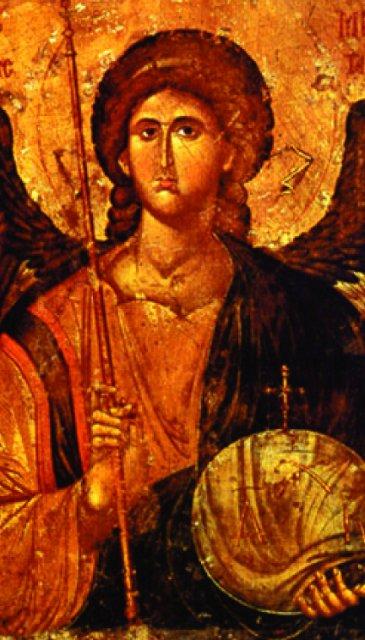 St  Michael the Archangel Prayer Card